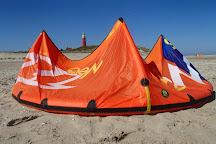 Kitesurfschool Texel, De Koog, The Netherlands