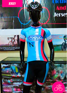 Gael Cycling Clothes and Jersey S.A.C 1