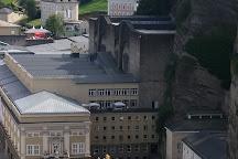 Monchsberg Lift, Salzburg, Austria