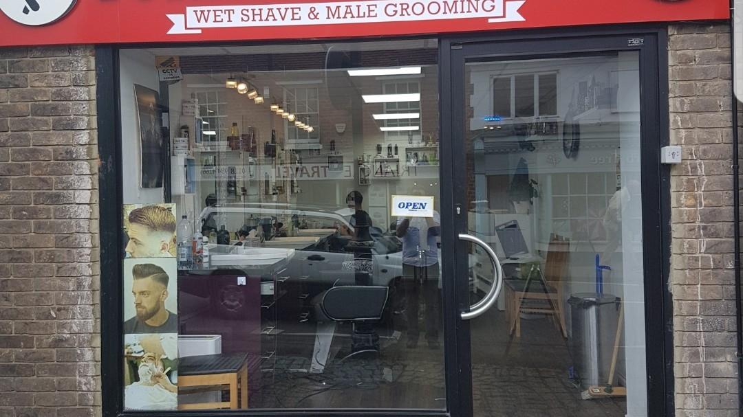 Traditional Turkish Barber Shops