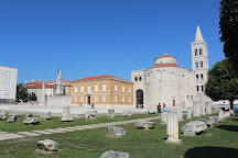 Church of St. Donat, Zadar, Croatia