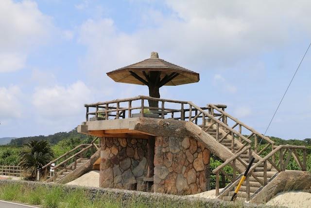 浦内川の展望台