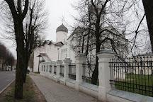 St. Nicholas Cathedral, Veliky Novgorod, Russia
