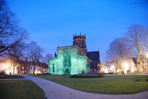 Collegiate Church of Saint Mary, Stafford, United Kingdom
