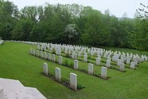 Authuille Military Cemetery, Authuille, France