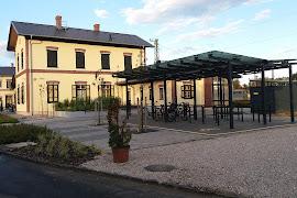 Станция   Balatonszentgyörgy