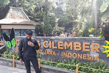 Cilember Waterfall, Cisarua, Indonesia