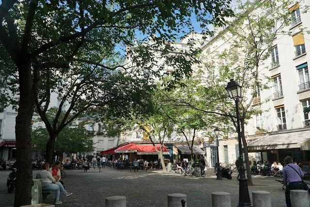 Place du marché Sainte-Catherine