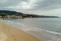 La plage, Le Lavandou, France