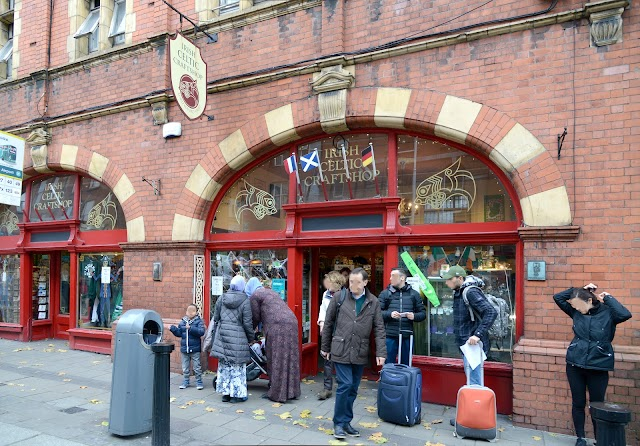 Irish Celtic Craft Shop
