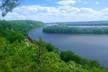 Mississippi Palisades State Park, Savanna, United States