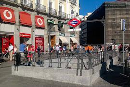 Станция  Madrid Sol
