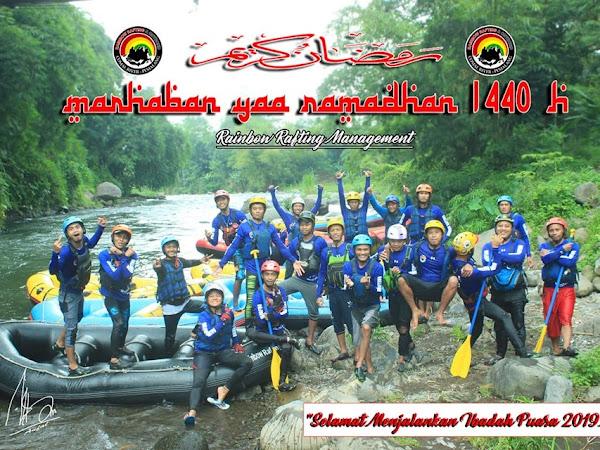 Base Camp Rainbow Rafting Pemalang