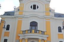 Szent Laszlo Parish Church, Sarvar, Hungary
