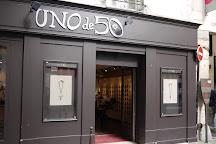 Uno de 50, Paris, France