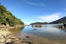 Baia Dos Golfinhos Beach, Governador Celso Ramos, Brazil