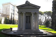 Haidar Pasha Cemetery, Istanbul, Turkey