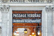 Passage Verdeau, Paris, France