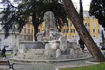Fontana delle Anfore, Rome, Italy