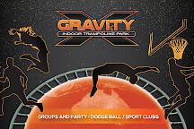 Gravity X, Rutherford, Australia