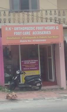 R.K's orthopaedic foot wares thiruvananthapuram