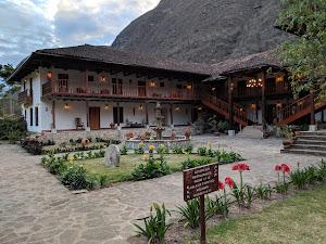Hotel Casa Hacienda Achamaqui 0