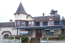 Burrows House Museum, Newport, United States