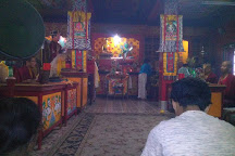Calcutta Karma Gon Buddhist Monastary, Kolkata (Calcutta), India