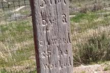 Boot Hill Cemetery, Pioche, United States