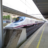 Железнодорожная станция  Huesca