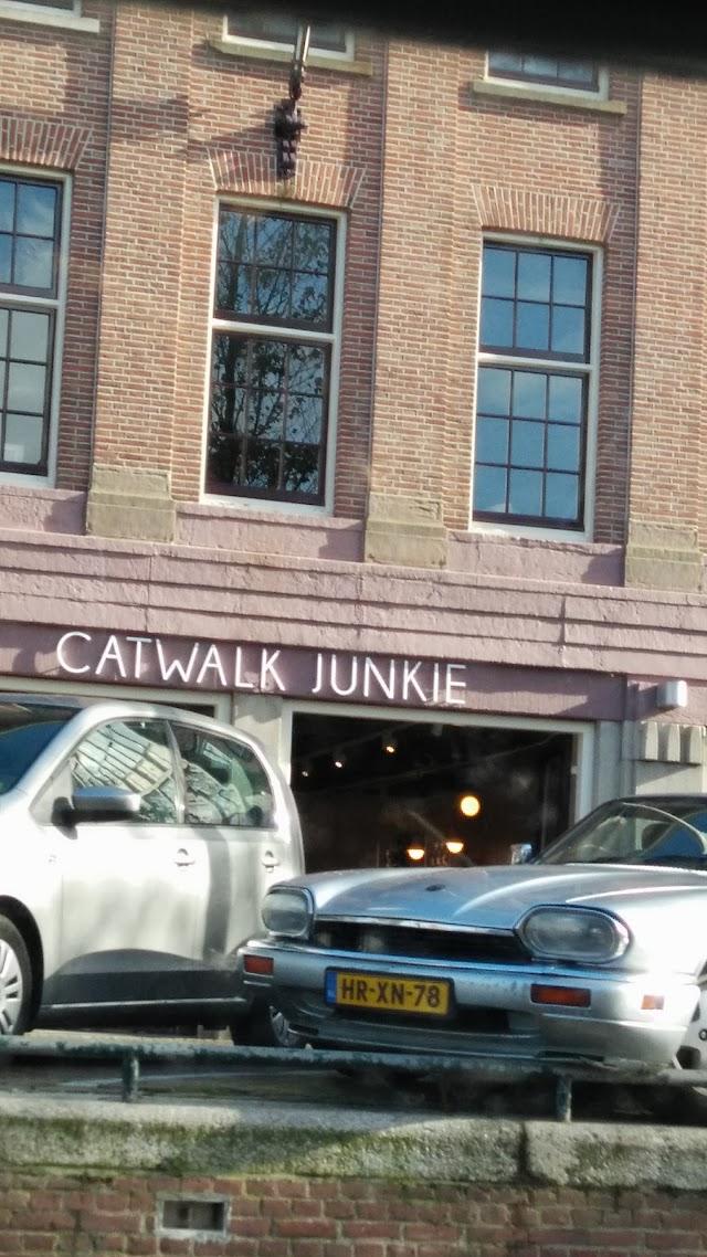 Catwalk Junkie Store Amsterdam