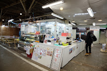 Shiogama Seafood Market, Shiogama, Japan