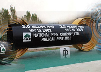 NATIONAL PIPE CO., LTD. KHOBAR KSA
