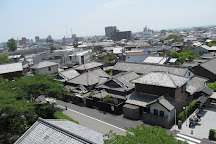 Site of Matsusaka Castle, Matsusaka, Japan