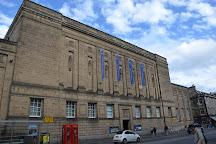National Library of Scotland, Edinburgh, United Kingdom