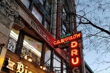 C.O. Bigelow, New York City, United States