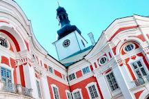 The Broumov Monastery, Broumov, Czech Republic