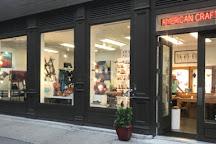 An American Craftsman, New York City, United States