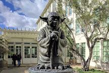 Yoda fountain, San Francisco, United States