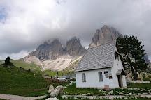 T.E.S.L. Telecabine Sassolungo, Selva di Val Gardena, Italy