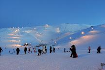 Blafjoll Ski Resort, Reykjavik, Iceland