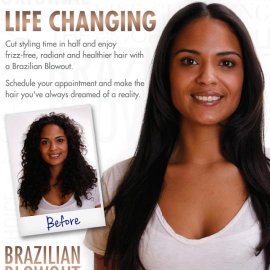 Life Changing Brazilian Blowouts in Las Vegas