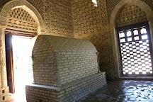 Ismail Samanid Mausoleum, Bukhara, Uzbekistan
