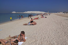 Jumeirah Public Beach, Dubai, United Arab Emirates