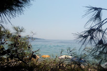 Lagomandra beach, Neos Marmaras, Greece