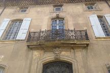 Bastide du Jas de Bouffan, Aix-en-Provence, France