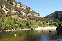 Castor Canoe, Vallon-Pont-d'Arc, France