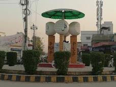 Saudabad Square karachi