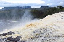 Salto El Sapo, Canaima National Park, Venezuela