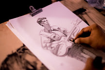 Drink and Draw, Berlin, Germany